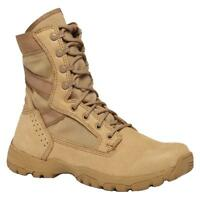 Tactical Research Flyweight TR 393 Hot Weather Tan Combat Boots 4.5R 4.5 R Reg