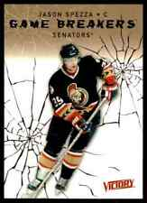 2003-04 Upper Deck Victory Game Breakers  Jason Spezza #GB49
