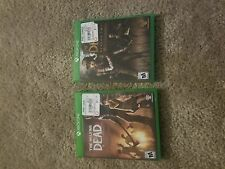 The Walking Dead: The Complete Seasons 1&2 (Microsoft XBOX ONE) Both Games