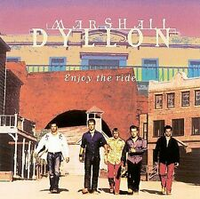 Enjoy the Ride by Marshall Dyllon (CD, Dec-2000, Dream Catcher Records (UK))