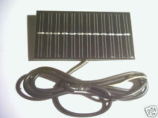 6V100M Cable 55x100MM,1M, panel Solar Monocristalino