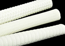 BRAND NEW TOP QUALITY CRICKET BAT GRIPS OCTOPUS SPIRAL COIL STYLE WHITE BAT GRIP