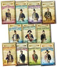 C S Forester Hornblower Saga Collection 11 Books Set