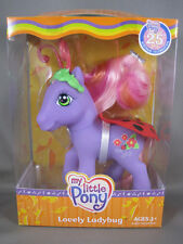 My Little Pony Lovely Ladybug 25th Birthday Celebration Hasbro NIB
