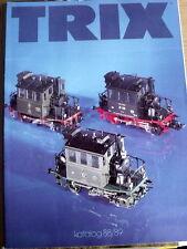 Catalogo Trix 1988/89 in scala H0 - DEU - Tr.13