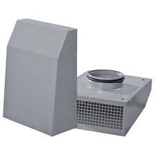 Wandlüfter Außenventilator Industrieventilator Außenwand dalap VIT Ø125mm 253