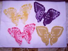 Farfalle Uncinetto Acquisti Online Su Ebay
