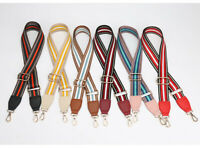 Nylon+Cotton Strap Adjustable Crossbody Shoulder Replacement Bag Handbag NEW