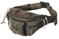 PURE TRASH Marsupio Borsello uomo Unisex Militare HIP BAG 30021