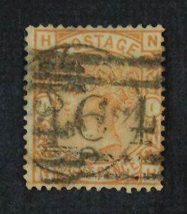CKStamps: Great Britain Stamps Collection Scott#73 Victoria Used