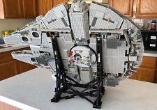 """KIT LEGO """" BLACK """" Efferman's Vertical Stand pour Millennium Falcon 75192"""