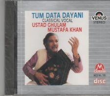 Tum Data Dayani - ust Ghulam Mustafa Khan  [Cd] Rare Media Uk Made Cd
