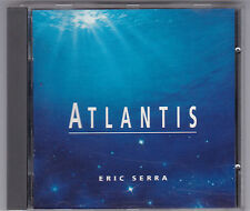 ERIC SERRA - ATLANTIS ORIGINAL SOUNDTRACK CD VIRGIN 1991