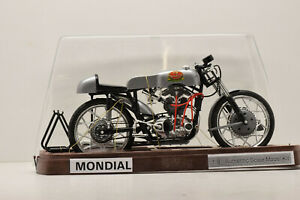 MOTO FB MONDIAL 250 1957 PROTAR 1/9 ÉTAT NEUF EN BOITE