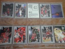 NBA Upper Deck Set completo Figurine adesive 1/138 - MICHAEL JORDAN