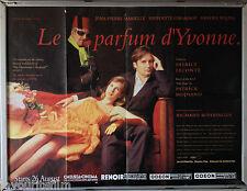 Cinema Poster: LE PARFUM D'YVONNE 1994 (West London Cinemas Quad) Paul Guers