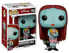 The Nightmare Before Christmas - Nightshade Sally - Vinyl Figur - Funko Pop!