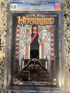Witchblade #160 CGC 9.8 Saviors part 2 John Tyler Christopher Cover Variant