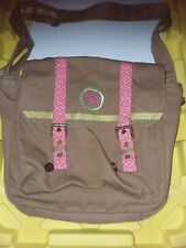 AMERICAN GIRL, CANVAS/MAIL BAG, BROWN, EXCELLENT CONDITION