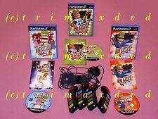 Buzz! il GRANDE QUIZ & Buzz! il Sport-Quiz & Buzz! la musica-QUIZ + 4 segnalatore acustico