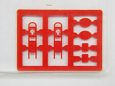 RIETZE 70292 - H0 1:87 Toilette chien rouge (2 Pièce) - neuf emballage d'origine