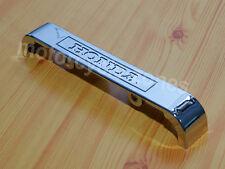 Chrome Plastic Front Fork Lower Emblem Cover For Honda Rebel CMX250 CMX 250 New