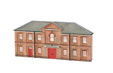 Bachmann #35056 N SCALE RESIN False-Front Merchant's Hall  BUILT UP NEW IN BOX