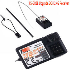 FLYSKY The Standard FS-GR3E 2.4Ghz 3-Channel Receiver for Rc Car Auto Boat New