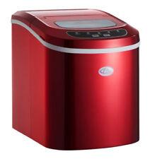 TecTake 400475 Eiswürfelmaschine - Rot