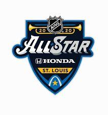 NHL All Star 2020 Hockey Full Color Logo Sports Decal Sticker
