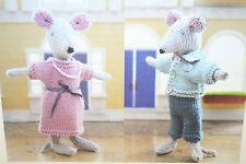 Mouse Mouses Juguete Tejer patrón
