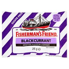 Fishermans Friends Blackcurrant Favour Mints Full Case X 24 Free Delivery £15.99