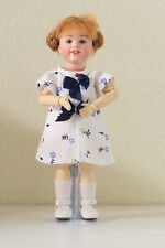 """S F B J   236     Ref: """"A""""     Poupée Ancienne Reproduction Antique doll"""