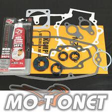 MZ ETZ 150 Dichtungssatz Dichtsatz Motordichtungen SILIKON Wellendichtringe Set