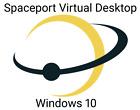 WINDOWS 10 RDP/VDI/VPS Desktop 4GB RAM + 100GB 30 Days