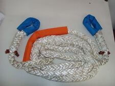 Nylon Kinetic Recovery Rope 24mm 8 Strand Braided