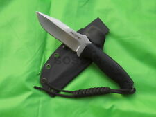 tactical hunting Outdoor military navy combat army fixed blade D2 Steel knife