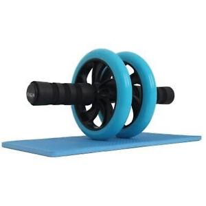 FALIA Bauchroller Bauchtrainer Bauchmuskeltrainer Fitness AB Wheel Bauch Roller