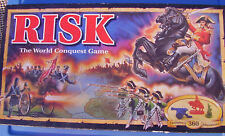 Risk Board Game 1993 Parker Brothers Complete in Box