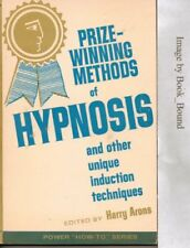 B000NR7XE6 Prize-Winning Methods of Hypnosis and Other Unique Induction Techniq