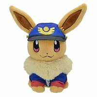 Pokemon Center Original Plushie Pokemon Pika ・ Bui Eevee (PT)