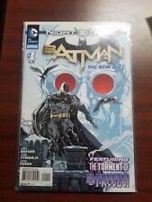Batman The New 52 #1 Annual