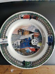 "Wedgewood Thomas The Tank Engine 7"" Plate 1992"