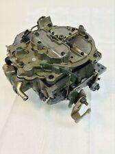NOS ROCHESTER QUADRAJET CARBURETOR 17058521 1978 CHEVY GMC TRUCK 454 ENGINE
