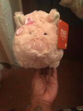Piggy Thrifters Soft Banks: Plush Pink Pig