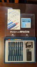 Staedtler MarsMatic 700 Technical Drawing Pen Set 7 Pens