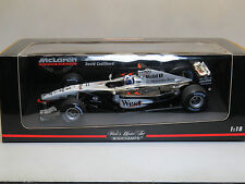"D. Coulthard Mclaren Mercedes MP4-17 ""West"" 1/18 Minichamps 530021803"