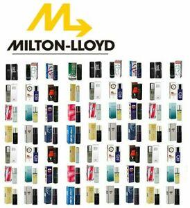Milton Lloyd Perfumers Parfum Perfume & Aftershave CHOOSE EXTRA 33% DISCOUNT NOW