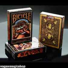 Bacon Lovers Deck Bicycle Playing Cards Poker Size USPCC Limited Edition Sealed