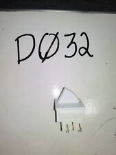 Evaporator Fan Door Switch D032